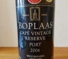 Three Boplaas Ports in SA Hall of Fame