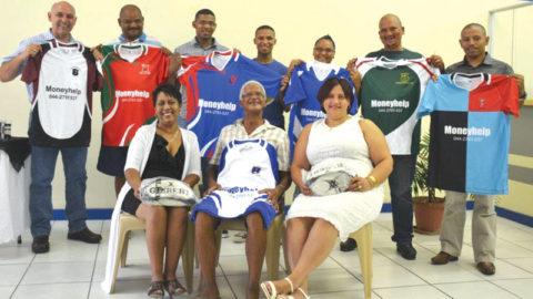 Oudtshoorn se rugbyklubs kry truie en balle
