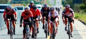 Sewe van Oudtshoorn wen dubbelgoud in fietsry