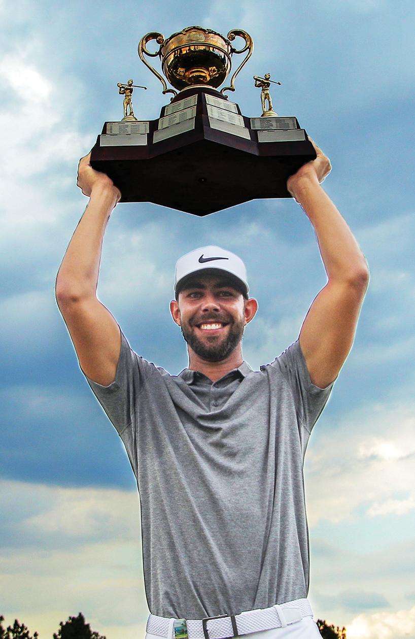 Erik wen 1ste PGA