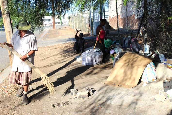 Munisipaliteit wil geboue vir haweloses beskikbaar stel