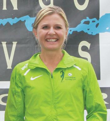 Anel wen Knysna Heads Marathon