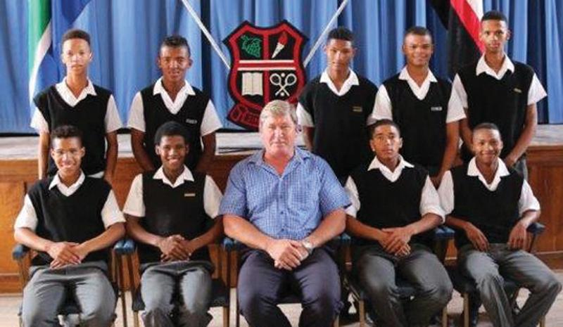 Hoërskool Calitzdorp wen toutrek-goud by SA's