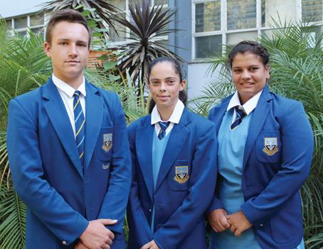 Drie Gimmies vir Wes-Kaapse atletiekspan gekies