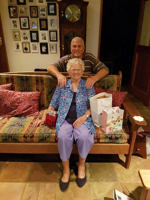 90 jaar oud!