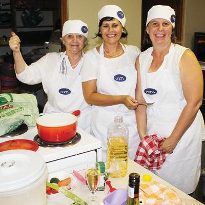 Struisies se Master Chefs
