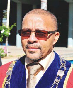 Oud-burgemeester kry 5 jaar