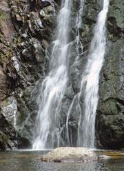 Waterval gesluit maar Meiringspoort weer oop