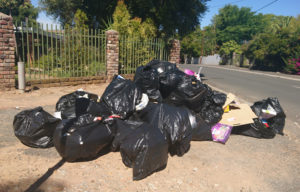 No Refuse Removal on Public Holidays this Weekend
