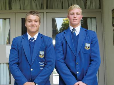 Langenhoven Gimnasium: SWD-Rugbyakademie