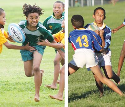 Laeskole rugby-aksie