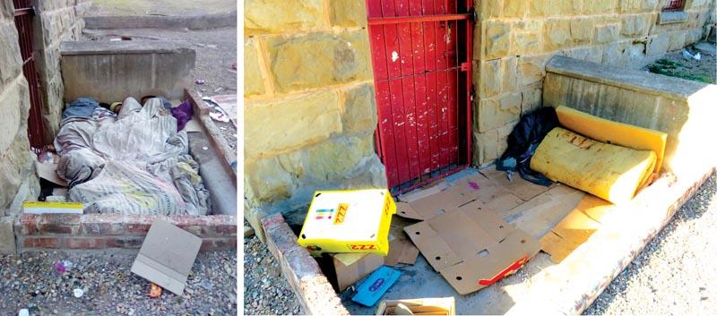 CP Museum bly teiken vir vandalisme