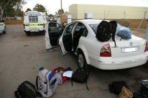 Polisie vind R3,2 miljoen se tik in motor op Oudtshoorn