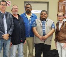 SWD Krieket Skeidsregtersvereniging komitee
