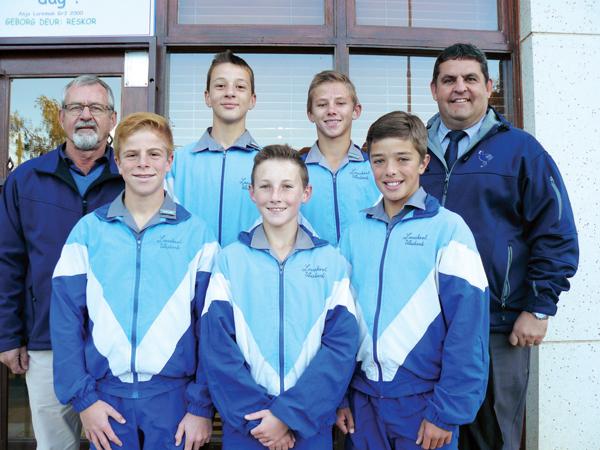Laerskool Wesbank o.13-rugbyspelers gekies vir SWD-rugbyspanne