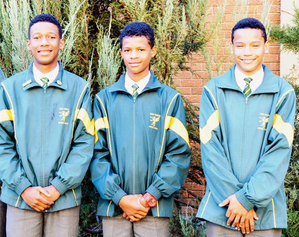 Laerskool van Reede o.13-rugbyspelers opgeneem in SWD-rugbyspanne