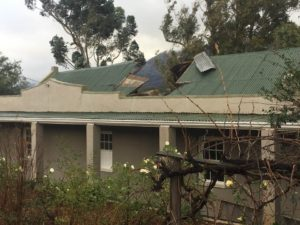 Matjiesrivier: 'Worst storm in my life'