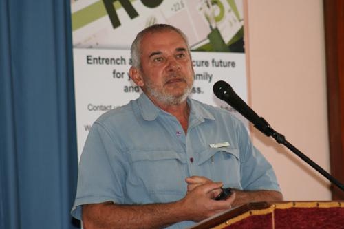 Wildboerdery - streng beheer vir biodiversiteit