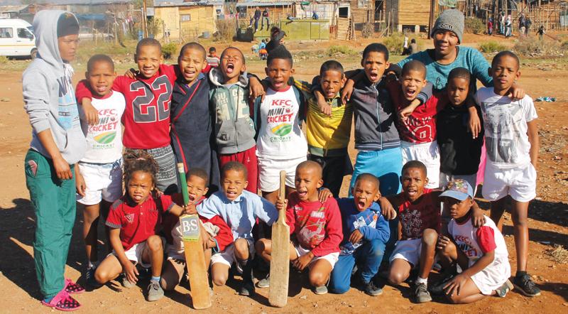 Groot sport  op Mandeladag