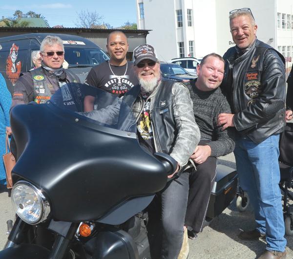 Harleys verskaf pret