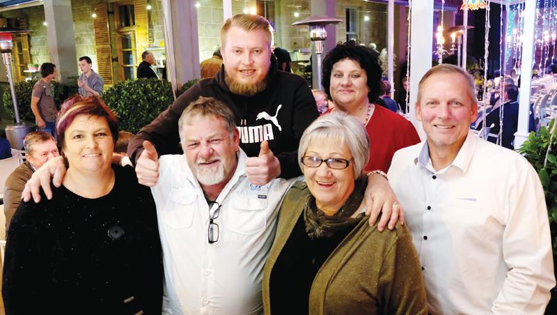 'n Fondsinsamelingprojek van die OSS Assosiasie gehou by Black Swan / Mintt Restaurant