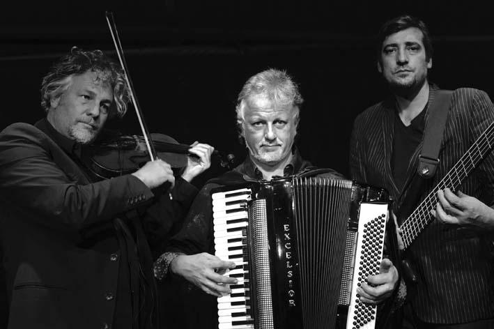World Cafe performs Vivaldi's masterpiece, Four Seasons, at the Klein Karoo Klassique