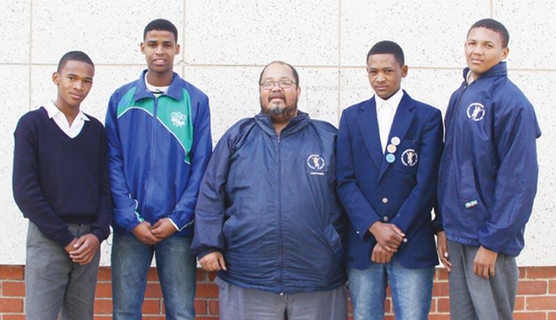 Vier leerders van Vaardigheidskool gekies vir SWD-krieketspan