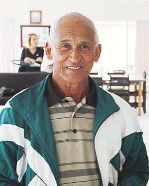 Garnett vir senior SA tennisspan gekies