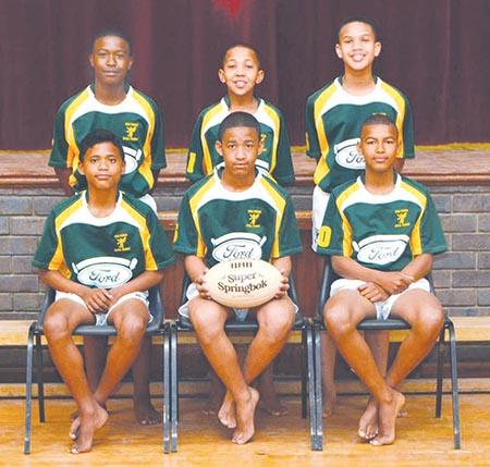 Laerskool van Reede-leerders gekies vir SWD o.12A- en o.12B-rugbyspanne