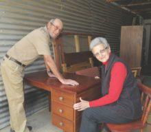 Carel en Rina se liefdeswerk met hout
