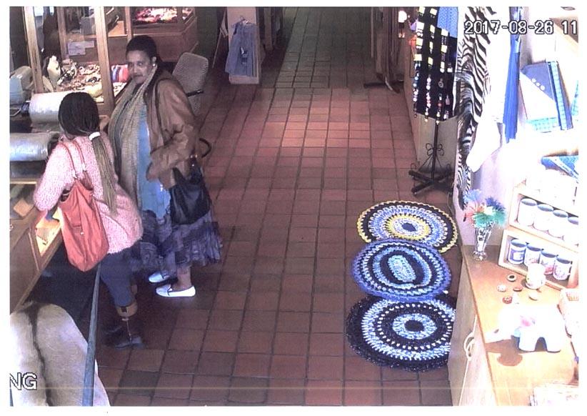 Polisie soek vroue op video vasgevang na diefstal by Queen Zebra