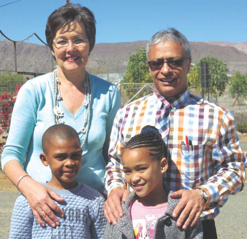 Twee bloedjong Prins Alberters presteer in Wes-Kaapse Spelfees