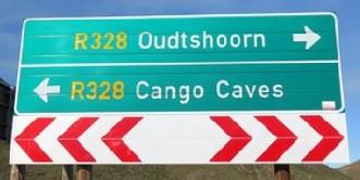 Werk aan Kango Grotte-pad begin