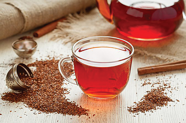 Rather Rooibos than Caffeine for Matric Exams
