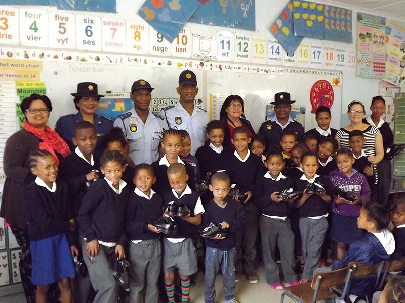 SAPD Akademie reik uit na gemeenskap