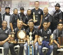 All Blacks Rugbyklub vereer sy spelers