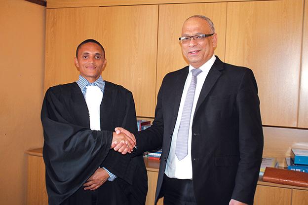 Van bendelid tot advokaat