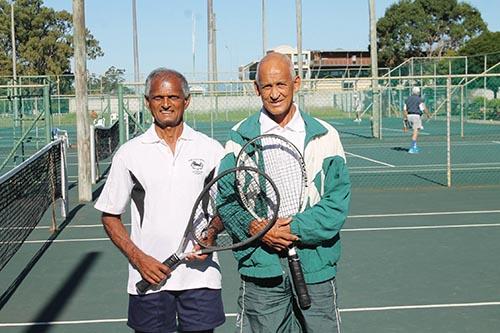 Wicomb dubbele kampioen by Eden Seniors