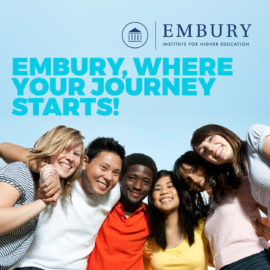 Embury SOCIAL MEDIA post - journey starts v1