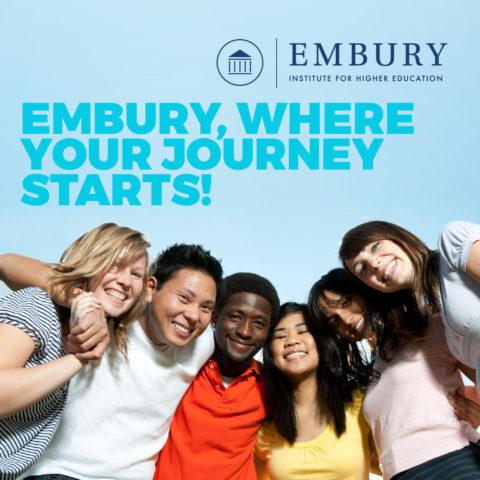 Embury SOCIAL MEDIA post - journey starts v1