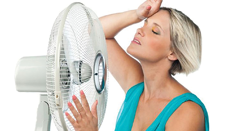 Great tips on how to stay cool in the heat