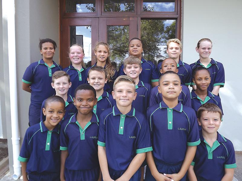 Laerskool Laurus atlete gekies om aan Eden Kampioenskap deel te neem