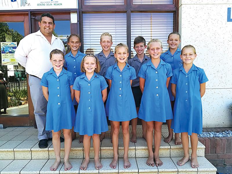 Laerskool Wesbank leerders gekies vir Eden-tennisspan