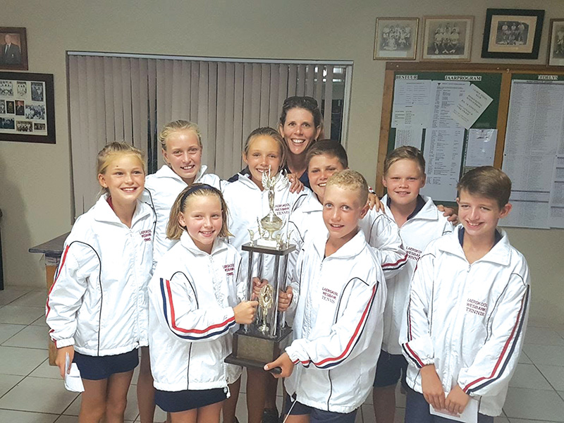Wesbank beste tennisskool in SWD
