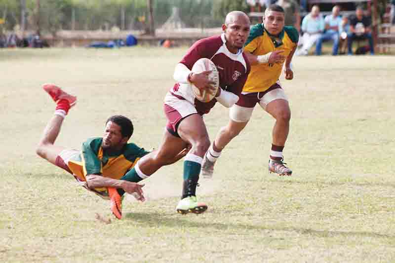 Bridgton hou rugbyproewe