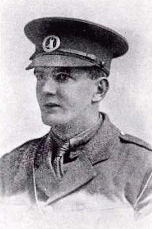 Kapt John Thomas Bain. Foto verskaf