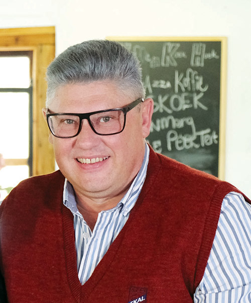 Kos & wyn van   die Klein Karoo: Skatkis van kos en wyn