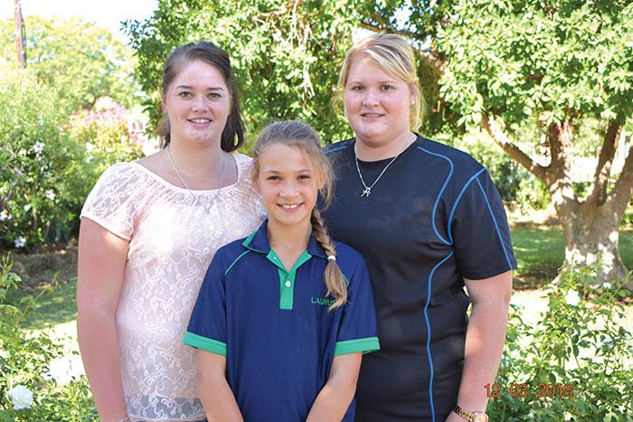 Leerdere van Laerskool Laurus geskies vir Wes-Kaapspan