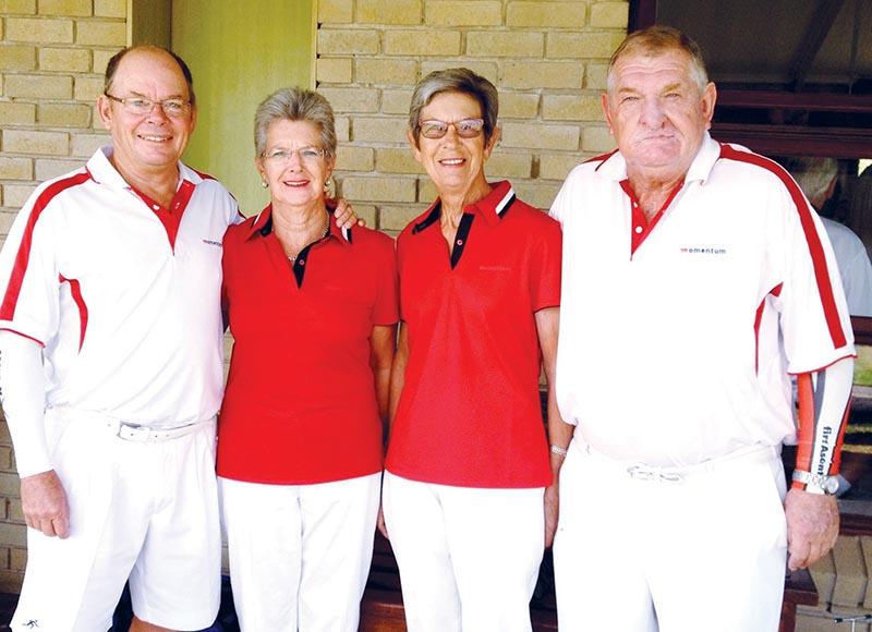 Rolbal: Geborgde toernooi in Hartenbos