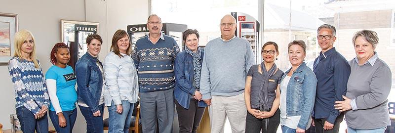 Slabber & Slabbert Oogkundiges - reeds 40 jaar deel van Oudtshoorn